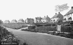 The Council Estate c.1955, Milton Abbas