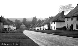 The Village c.1955, Milton Abbas