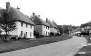 Milton Abbas, the Village c1965