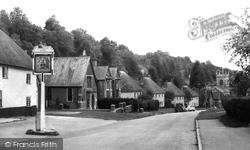 The Village c.1965, Milton Abbas