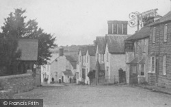 Milton Abbot, Fore Street 1906