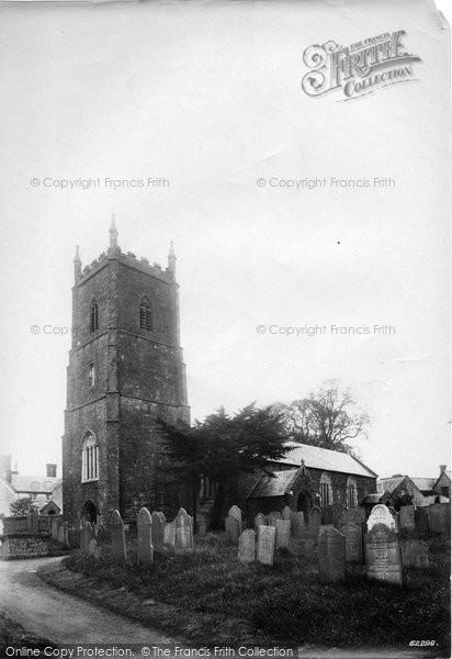 Milton Abbot, Church 1910