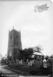Milton Abbot, St Mary's Church 1910