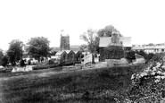 Milton Abbot, Church and Village 1908