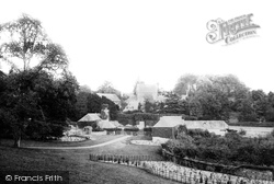 Milton Combe, Buckland Abbey, Home Of Sir Francis Drake 1893
