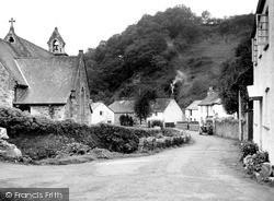 Milton Combe, The Village c.1955