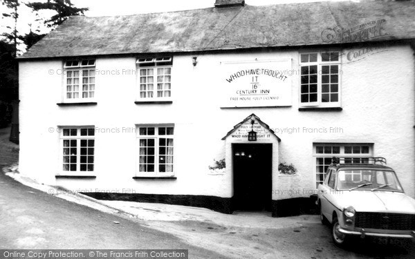 """Milton Combe, """"Who'd Have Thought It"""" Inn c1965"""