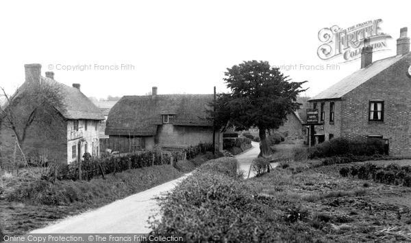 Milton Lilbourne,New Mill c1955,Wiltshire
