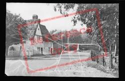 Queen Ann Lodge c.1955, Milton