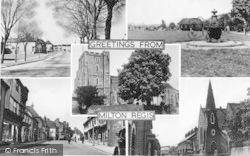 Milton Regis, Composite c.1955