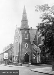 Milton Regis, Congregational Church c.1960