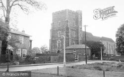 Milton Regis, Holy Trinity Church c.1960