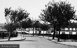 Milton Regis, Newbridge Avenue c.1955