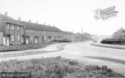 Milton Regis, North Court Estate c.1960