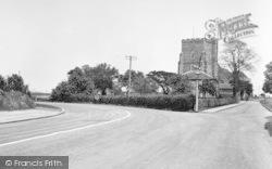 Milton Regis, North Street Corner c.1955