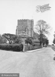Milton Regis, The Church c.1955