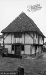 Milton Regis, The Court Hall c.1955