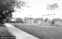 Milton Regis, The Recreation Ground c.1955