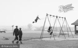 Milton Regis, The Swings c.1955