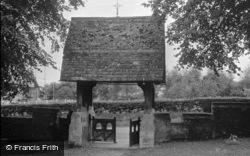 Milton-Under-Wychwood, The Lychgate c.1950, Milton Under Wychwood