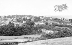 General View c.1955, Milverton