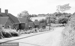 New Housing Estate c.1955, Milverton