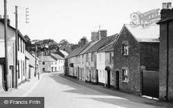 The Village c.1955, Milverton