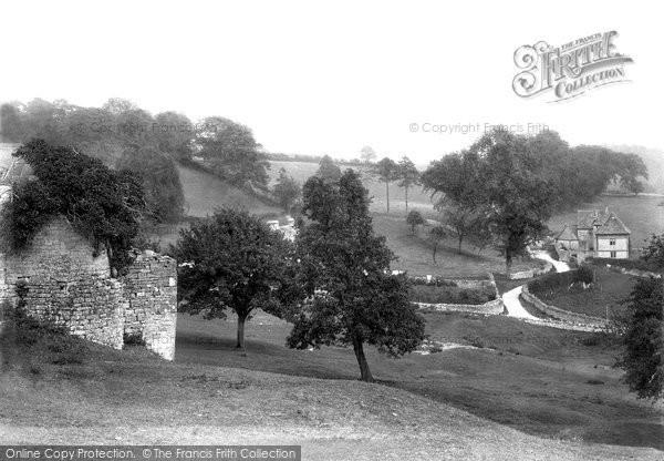 Minchinhampton, 1901