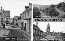 Composite c.1950, Minchinhampton