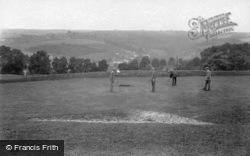 Minchinhampton, Golf Links, 17th Hole 1910