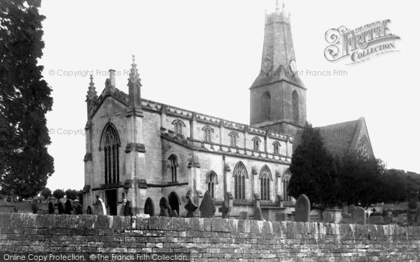 Minchinhampton, the Church c1960