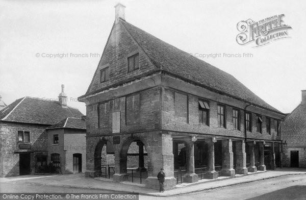 Minchinhampton, Market House 1901