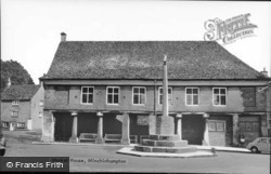 Market House c.1960, Minchinhampton