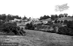 Minchinhampton, View From Forwood c.1955
