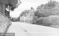 Minchinhampton, Windmill Road c.1960