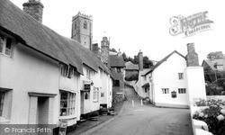 Church Steps c.1960, Minehead