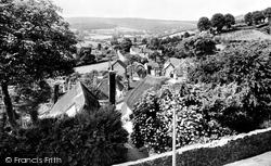 Church Town 1929, Minehead
