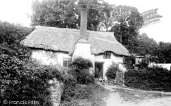 Cottage At Pemswell 1892, Minehead