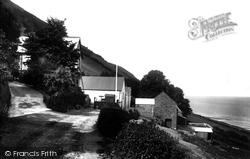 Greenaleigh Farm 1903, Minehead