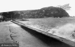 High Tide 1927, Minehead