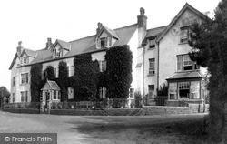 Hopcott Farm 1901, Minehead