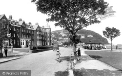 Hotel Metropole And Esplanade 1923, Minehead