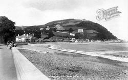 North Hill 1903, Minehead