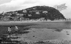 North Hill 1923, Minehead