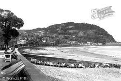 North Hill c.1939, Minehead