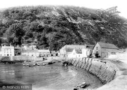 Quay 1897, Minehead