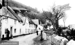 Quay Street 1903, Minehead