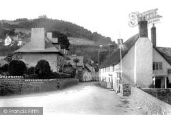 Quay Street 1906, Minehead