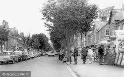 The Avenue c.1965, Minehead