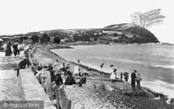 The Esplanade 1901, Minehead